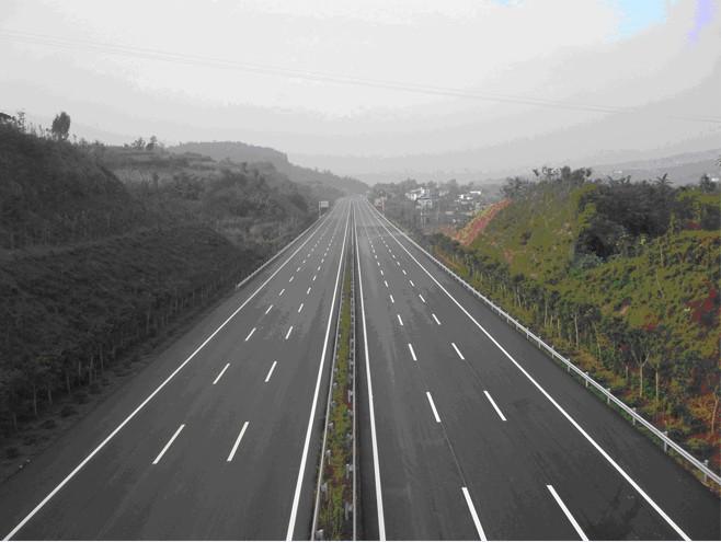 外�h高速公(gong)路北段